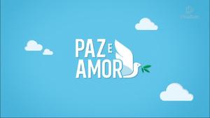 Paz e Amor - 2018