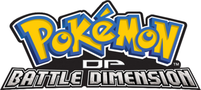 Pokémon Battle Dimension logo