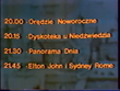 Program dnia TVP2 31.12.1988