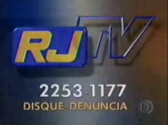 RJTV Commercial Breaks Second Edition 1999