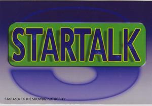 Startalk Logo 4th Title Cards