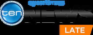 Ten Late News-logo