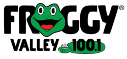 WFVY Froggy Valley 100.1