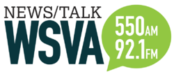 WSVA 550 AM 92.1 FM