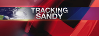 WTNH-TV's News 8's Tracking Sandy Video Open From Late October 2012