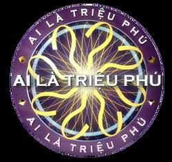 WWTBAM Vietnam logo (2014-2018, 2019-2020)