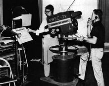 1962Chinook KWSC TV