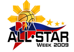 2009 PBA All-Star Weekend logo