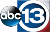 ABC 13 KTRK Houston 2015 logo