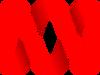 ABC 2014 red worm logo