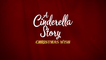 A Cinderella Story Christmas Wish title card