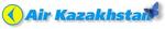 Air Kazakhstan Logo (2001-2004)