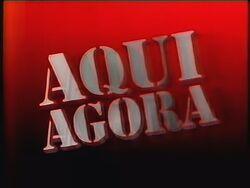 Aqui Agora (1996)