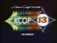 KCOP ID Slide 1970