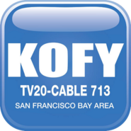 KOFY TV 20 San Francisco 2016