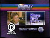 KTRK-TV Channel 13 Something's Happening 1987