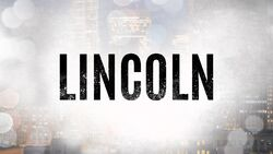 Lincoln titlecard