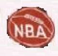 NBA logo 1953 1962