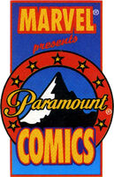 Paramount Comics logo