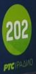 RTS Radio 202 logo