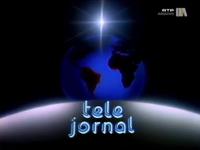 Telejornal RTP 1982