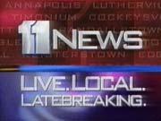 WBAL-TV's 11 News Video Open From 1996