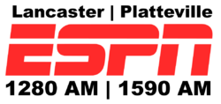 WGLR-WPVL ESPN 1280 1590