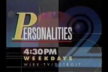 WJBK-TV 2 u0026 Fox 2 id promo montage 1988-2008 2