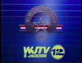 WJTV 12 We've Got The Touch! 1985