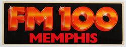 WMC FM 100