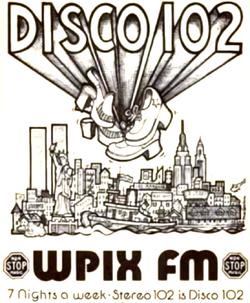 WPIX FM New York 1977a