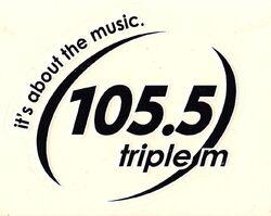 105.5 Triple M WMMM