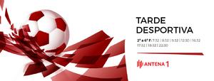 Antena 1 Tarde Desportiva 2016