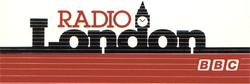 BBC R London 1986