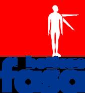 Boticas Fasa logo 1999 apilado