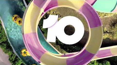 Channel 10 2018 Ident - Summer idents x 3