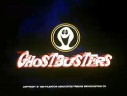 Filmations Ghostbusters Logo