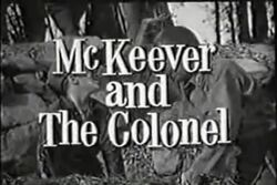 McKeever and the Colonel