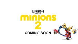 Minions 2 prerelease