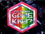 Pilipinas, Game KNB