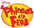 Phineas and Ferb - logo (Romanian)