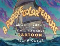 Popeye 1936 Special