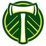 Portland Timbers (MLS) logo (unused secondary)