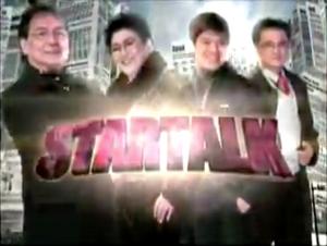 Startalk 2009 logo