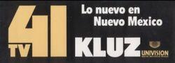 TV 41 KLUZ Univision SIN