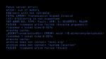 Toonami Intruder II show ID system reboot 2015 3