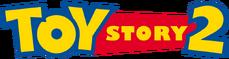 Toy story 2 logo (horizontal)