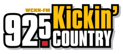 WCKN 92.5 Kickin Country