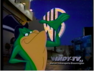 WNDY-TV 23 Michigan J Frog 1995 The WB