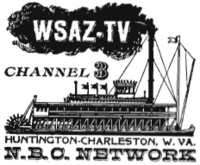 WSAZ late 1950s